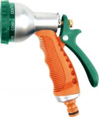 7-PATTERN METAL SPRAY GUN