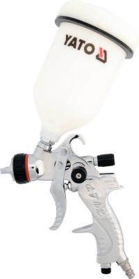 SPRAY GUN WITH FLUID CUP, HVLP 0.6L, 1.4 MM