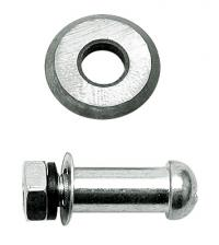 SPARE WHEEL WITH BOLT 22X10,5X2 MM