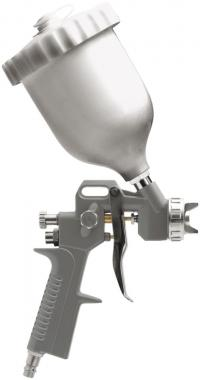 SPRAY GUN ar GRAVITY FLOW CUP