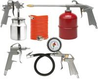 4 gb SPRAY GUN SET ar SUCTION SPRAY GUN