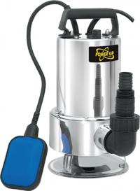 RUSTPROOF SUBMERSIBLE PUMP 750W 35mm