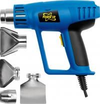 Fēns tehniskais- HOT AIR GUN 2000W ar ACCESSORIES