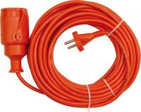 Extension cords for garden 20M /Orange/