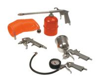 Spray gun kit 5 pcs.
